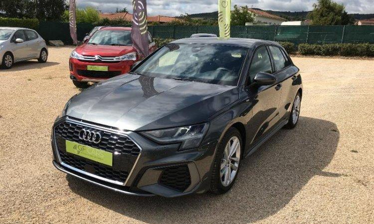 Nouvel Arrivage de véhicules Audi chez GF CARS à Messimy