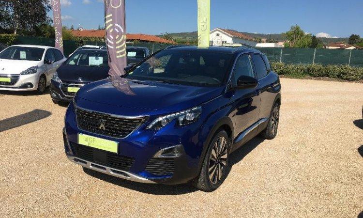 Voiture d'occasion marque Peugeot à Messimy